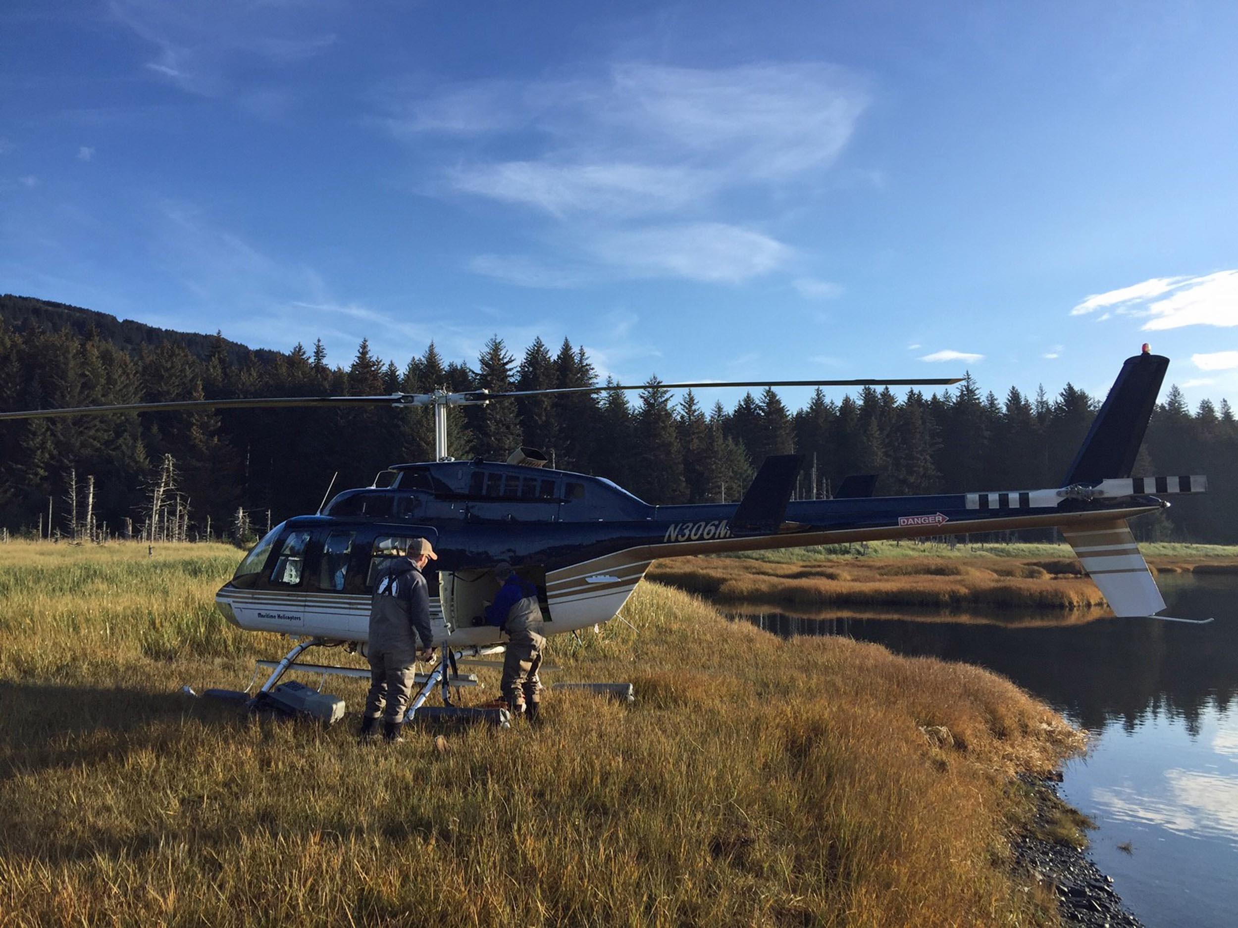 Bell 206 L3