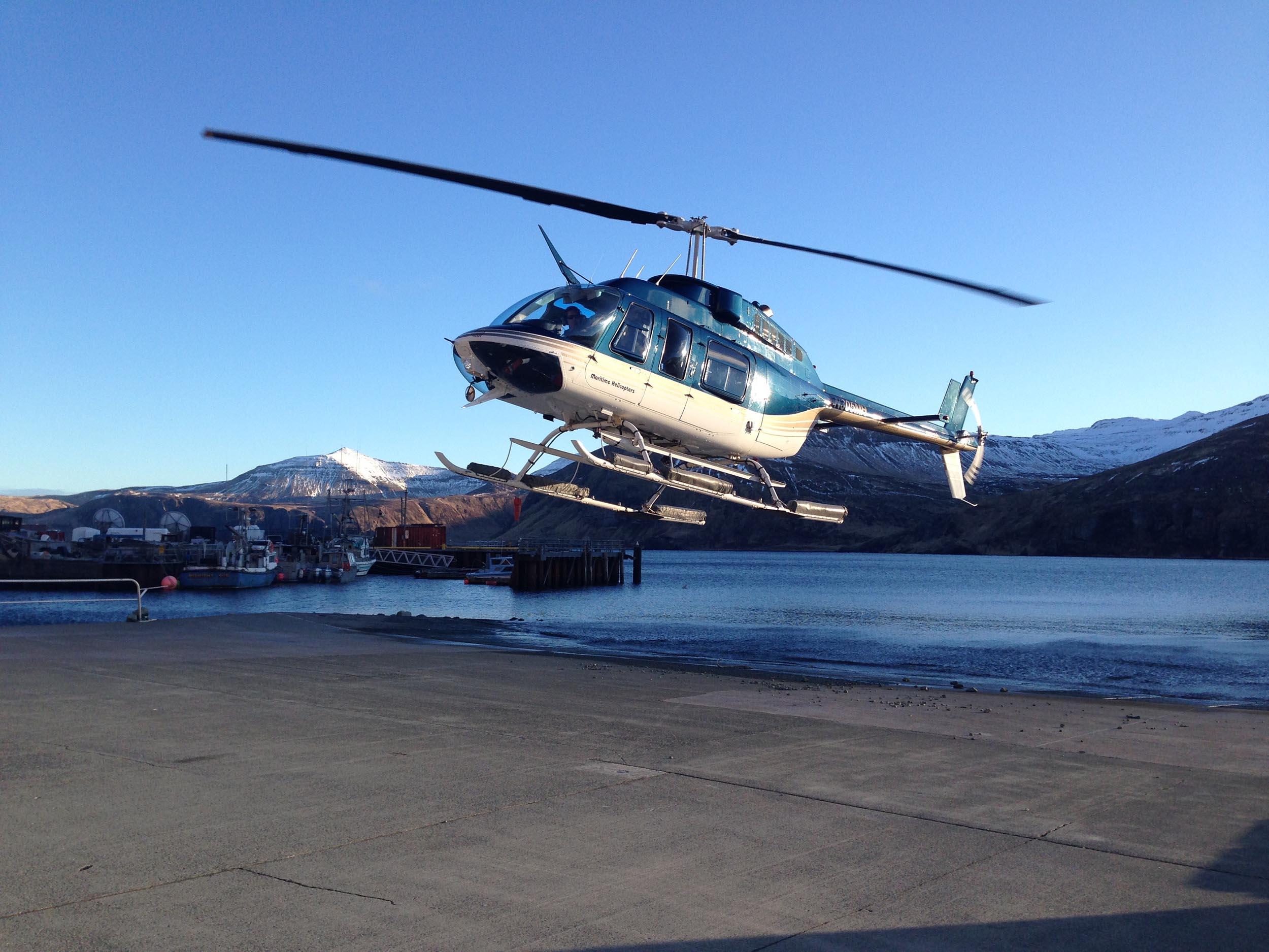Bell 206 L4